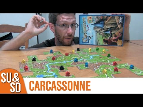 Carcassonne - Shut Up & Sit Down Review