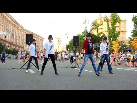 Michael Jackson Dance Tribute - 4