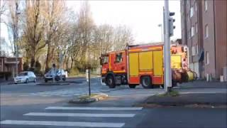 SDIS 59 Sapeurs-Pompiers de Dunkerque