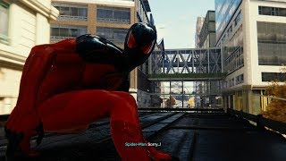 Collision Course (Scarlet Spider 2 Suit Walkthrough) - Marvel