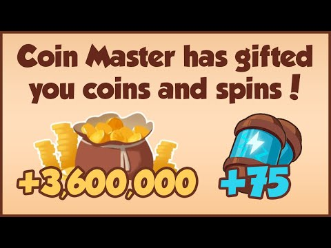 Coin master free spins and coins link 06.10.2020