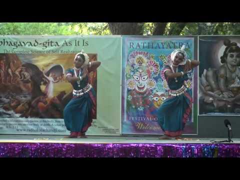 Rathayatra 2010 - Odissi Dance - 6/14