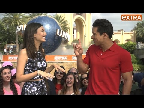 victoria justice hacks celebrity dating profiles Victoria justice biography  the nickelodeon halo awards at pier 36 saw a host of celebrities arrive to honour the children who  the most high profile .