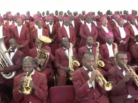 The Apostolic Faith Mission of Africa - 2012 Annual Campmeeting (13/12/12 Morning Service)