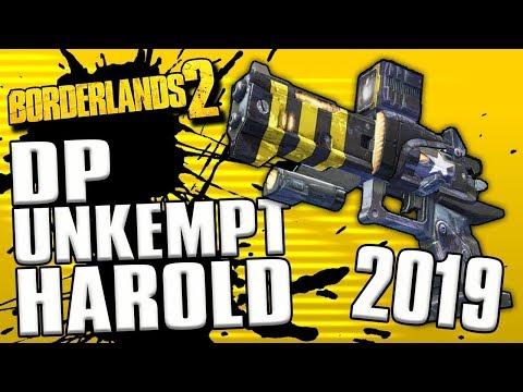 Perfect Unkempt Harold Farming Method - Borderlands 2 (2019)