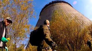 Czarnobyl - wewnątrz reaktorów atomowych - Urbex History