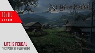 Строим Гохаград в Life is Feudal: MMO