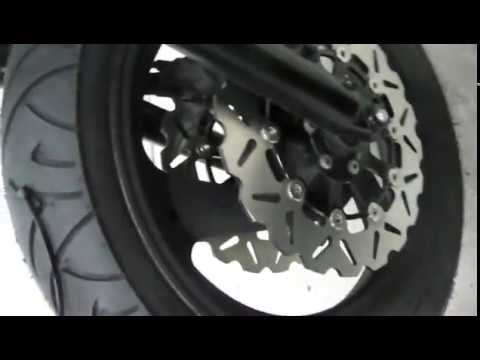 Yamaha FZR600 Turbo Preview