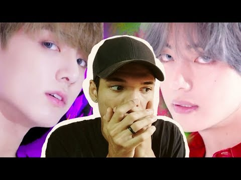 REAGINDO A K-POP | BTS - DNA