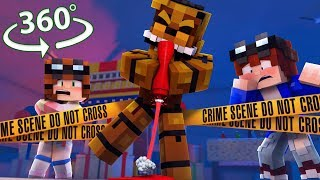Minecraft Adventures 360° VR - WHAT?! has Golden Freddy DONE?! thumbnail