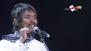 Dodit Mulyanto Stand Up Comedy PECAH di Hong Kong (Sesi 1)