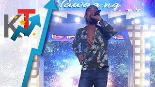 Pepe Herrera, pinaindak ang Madlang People sa kanyang performance!