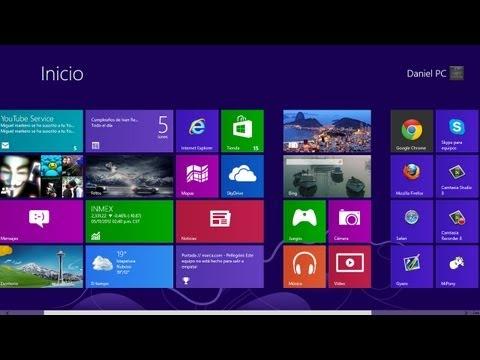 Review Español: Windows 8.1 Pro Final | ¿Como es?