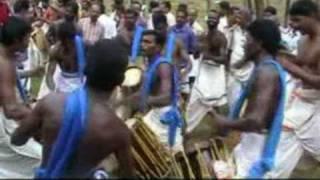 Kadanad  St.Augustine's Church festival  -Video -Part  10/14
