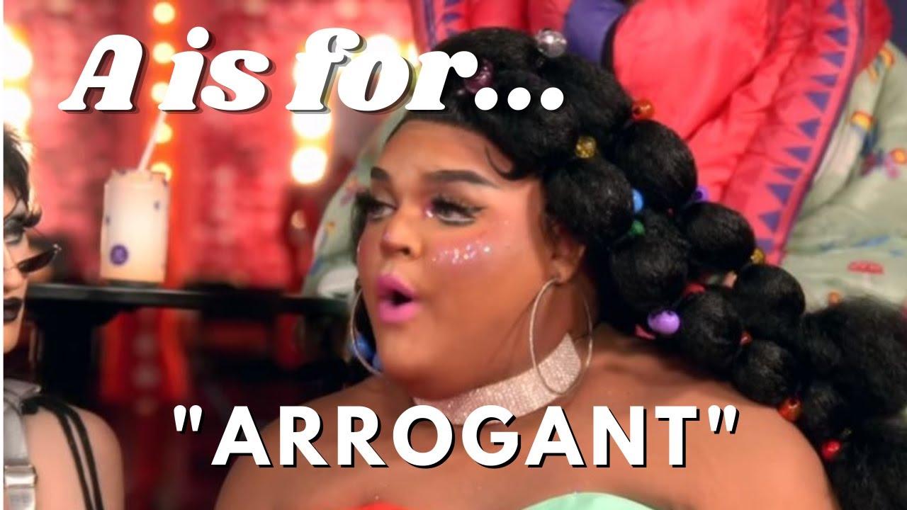 Learn the Alphabet with KANDY MUSE   RuPaul's Drag Race Season 13