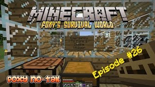 Minecraft Survival - How to Cure a Zombie Villager [26]
