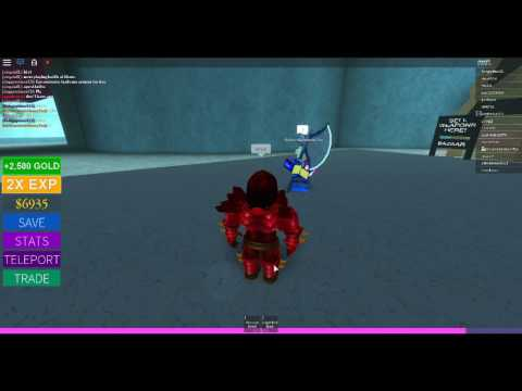 Battle Of Titans - Roblox - Beating Cthulhu