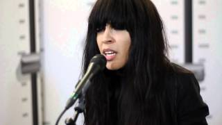 Loreen - My Heart Is Refusing Me (acoustic at Radio Nova Finland 26.10.2012)