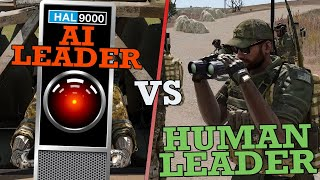 New AI vs Players - Who Will Win? | A Fustercluck in ArmA 3