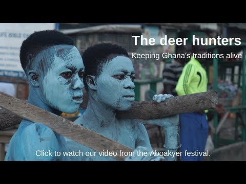 The Deer Hunters: Keeping Ghana's ancient traditions alive