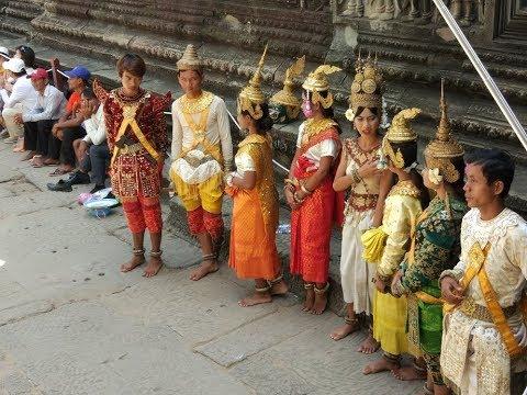 Angkor Wat cz.1 – Kambodża 2017 #7
