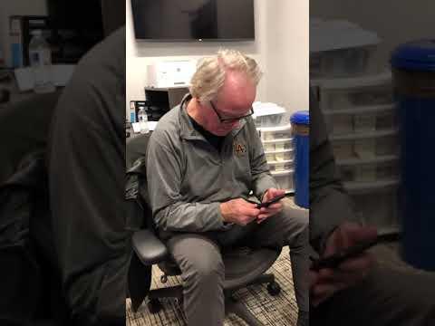 Joe vs. iPhone