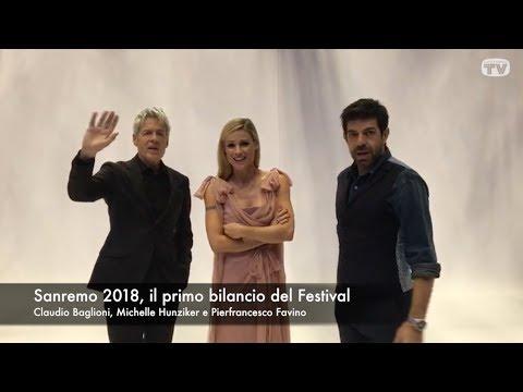 """Sanremo 2018: il primo """"bilancio"""" del Festival"""