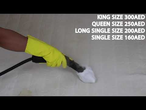 Green Key Cleaning Services | Mattress cleaning