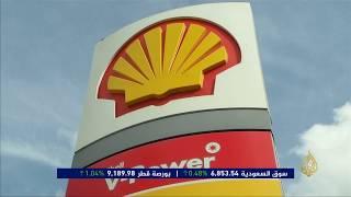 قطر للبترول وشل توقعان اتفاقا لتطوير منشآت للغاز