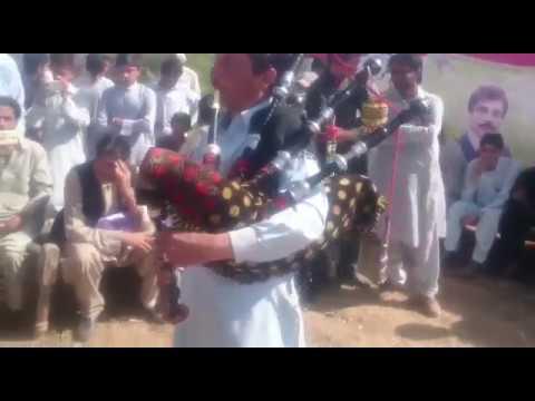 Sarinda performance in Buner Festival