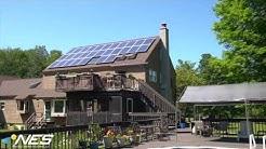 Solar Installation in Oswego, NY