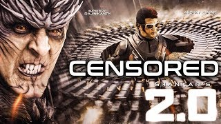 SEMMA : 2.0 Censored Rajinikanth | Shankar | Amy Jackson