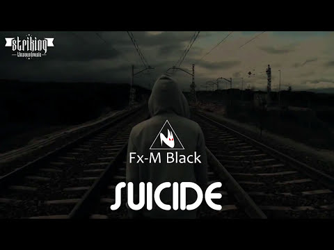 "BASE DE RAP - ""SUICIDE"" - SAD PIANO RAP INSTRUMENTAL - J COLE TYPE BEAT (Prod. Fx-M Black)"
