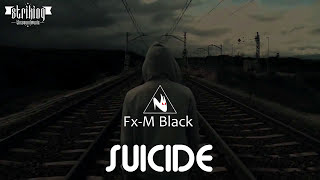 """SUICIDE"" HIP-HOP RAP INSTRUMENTAL BEAT SAD BASE MELANCOLICA PISTA (PROD FX-M BLACK)"
