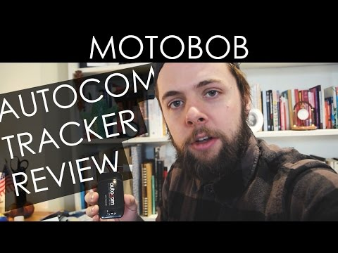 Autocom Motorcycle GPS Tracker Review