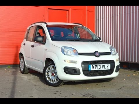 Wessex Garages Penarth Road Cardiff, Used, Fiat Panda EASY, PETROL, MANUAL, WP13VLZ