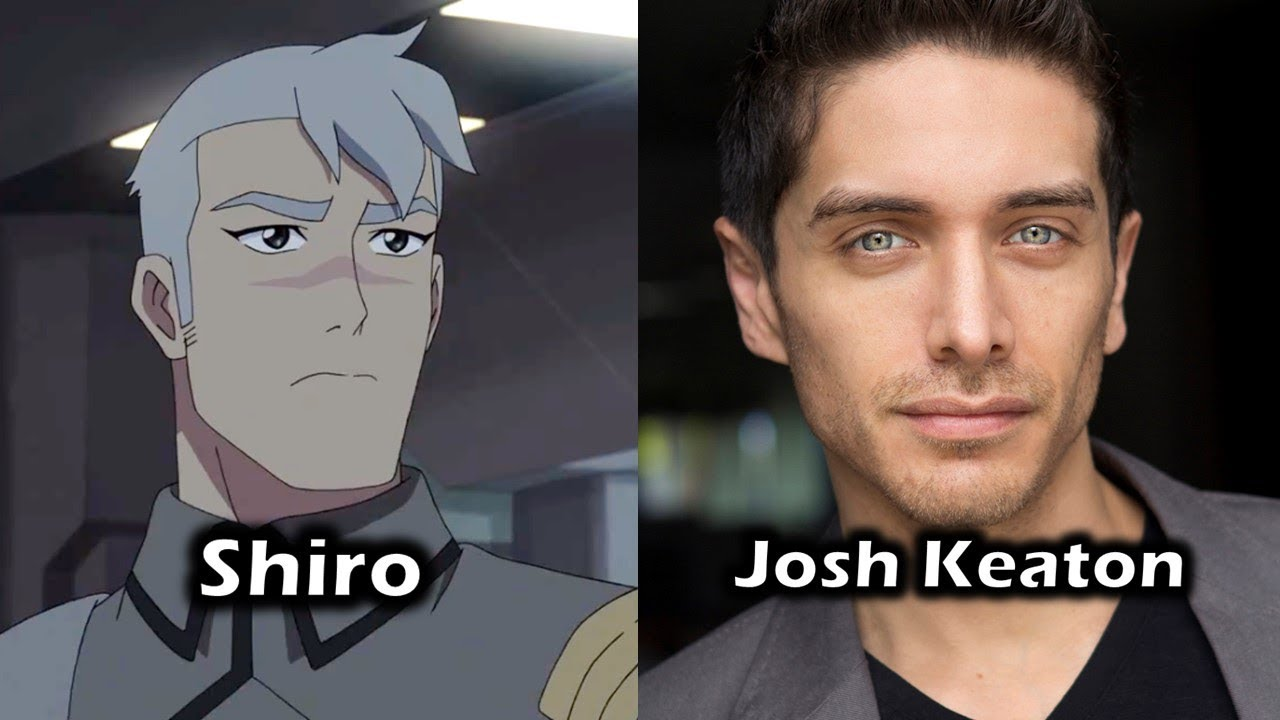 Download Characters and Voice Actors - Voltron: Legendary Defender (Season 7)