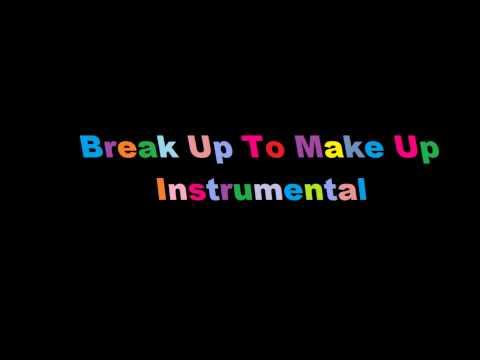 Jeremih break up to make up (instrumental)