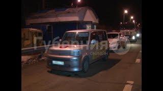 Маршрутное такси и легковая машина столкнулись в Хабаровске.MestoproTV
