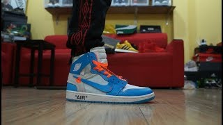 LiftwithUs Đến Shop Andy Vu Review Giày (Vlog 154) OFFWHITE UNC