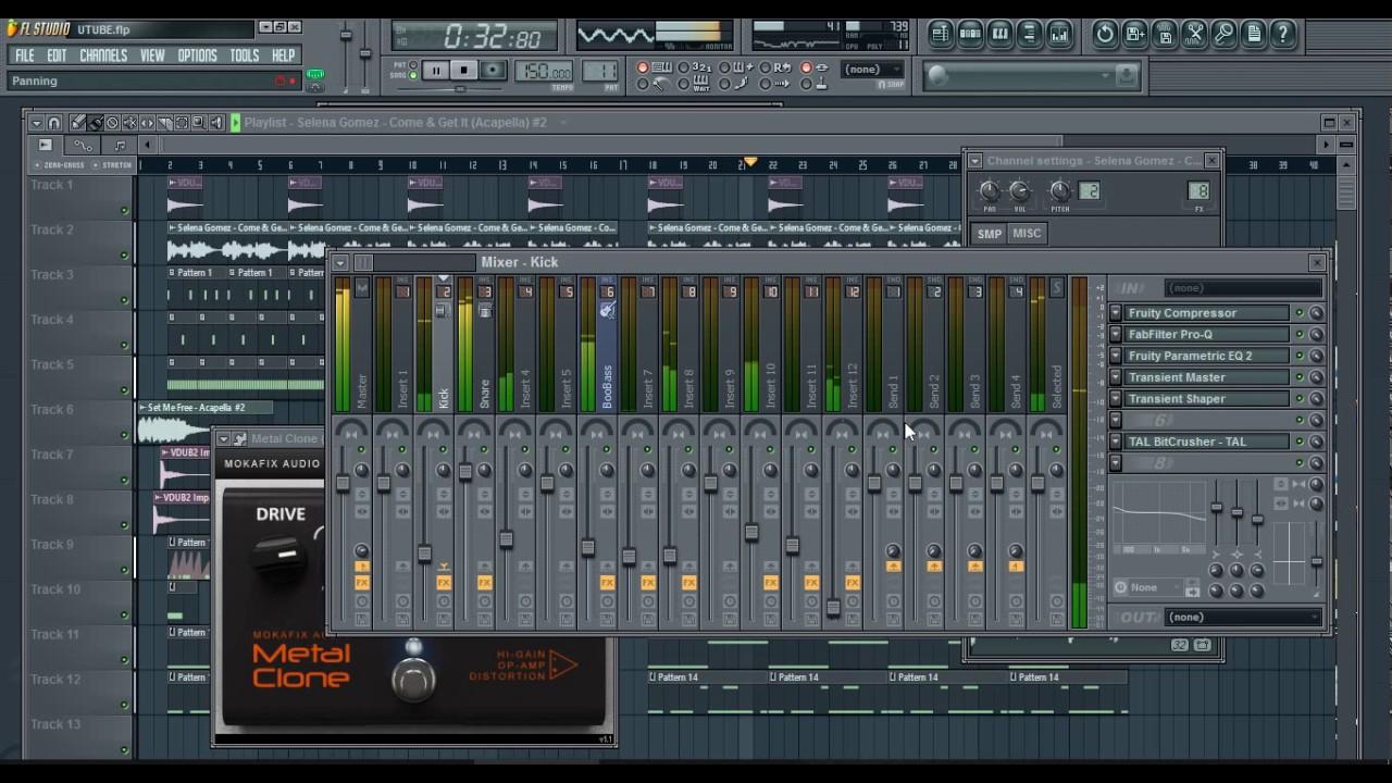 Fl studio как сделать dubstep 14