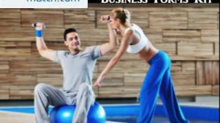 personal trainer training business Forms