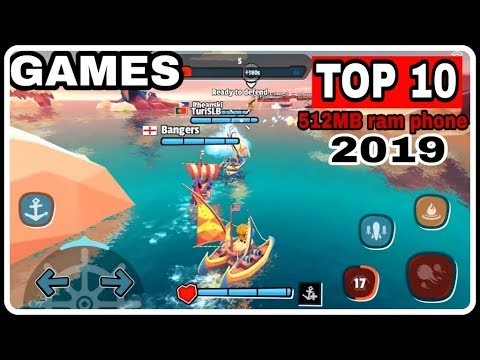 TOP 10 Best Games For 512 Ram Android 2019 New Video