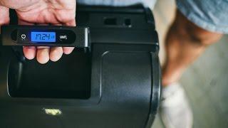 Невероятные изобретения, о которых ты не знаешь!!! Умные чемоданы.