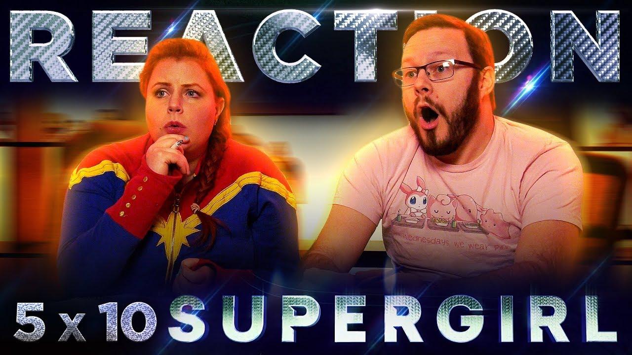 "Download Supergirl 5x10 REACTION!! ""The Bottle Episode"""