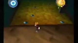 Rayman Rush - Canopy