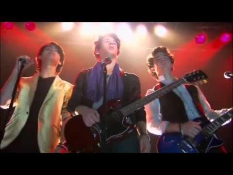 Jonas Brothers - Hey you music video
