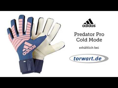 Adidas Predator Pro Cold Mode | Torwarthandschuhe 2018