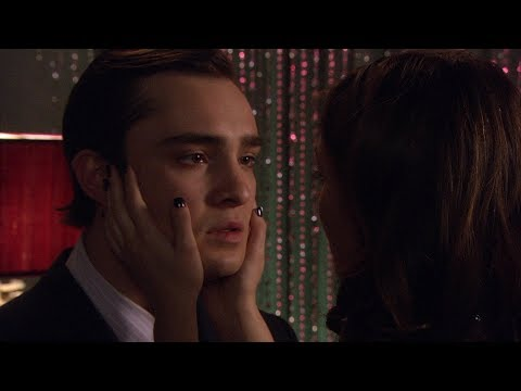 I love you so much it consumes me Chuck and Blair Gossip Girl 2x25