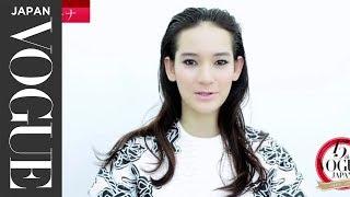 VOGUE JAPAN15周年を記念したスペシャルムービー。セレブ&クリエイター...